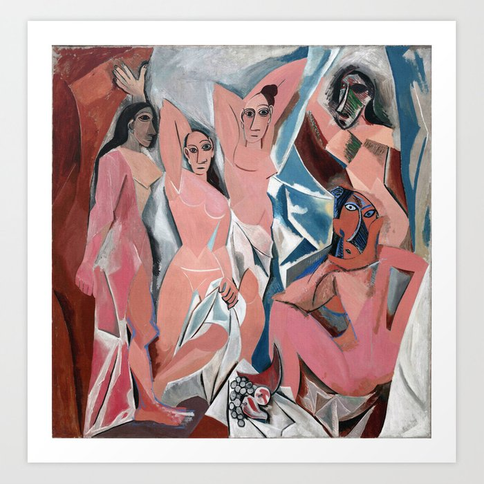 art collecting tips - pablo picasso poster