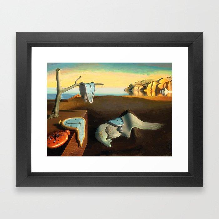 art collecting tips - surrealism Dali print