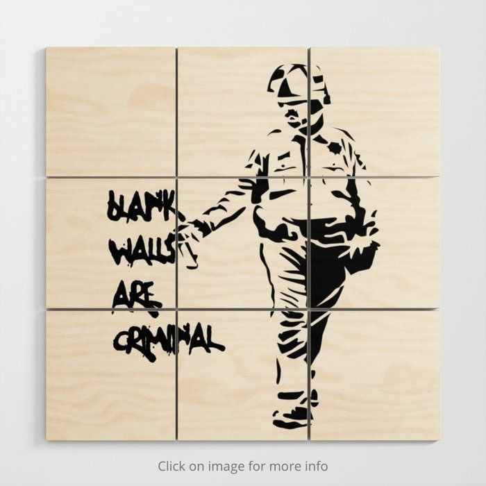art collecting tips - wood wall art