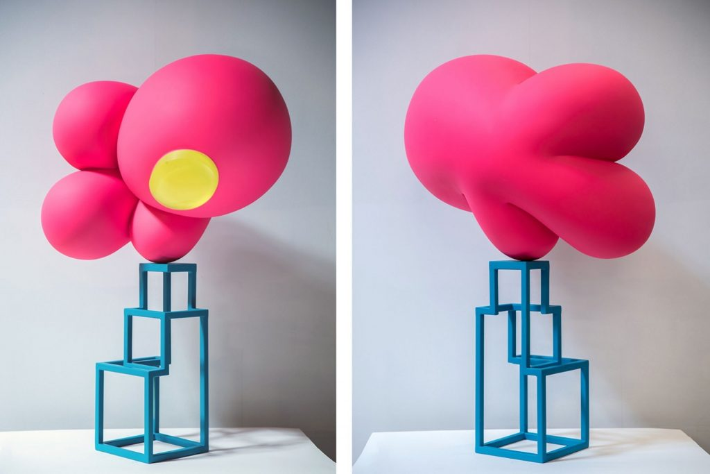 contemporary sculptor