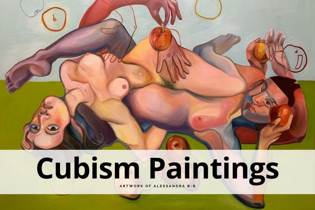 cubism paintings