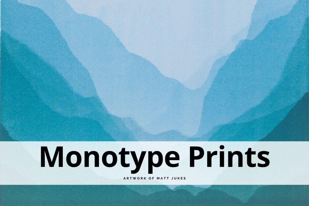 monotype prints
