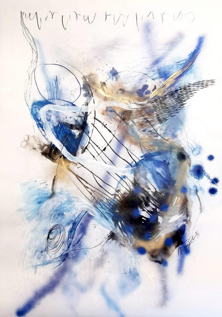 CO2 by multidisciplinary artist Marijah Bac Cam