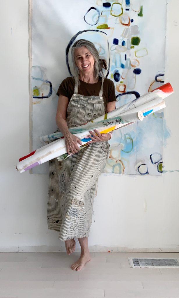 Modern Canadian Artist Darlene Watson Headshot