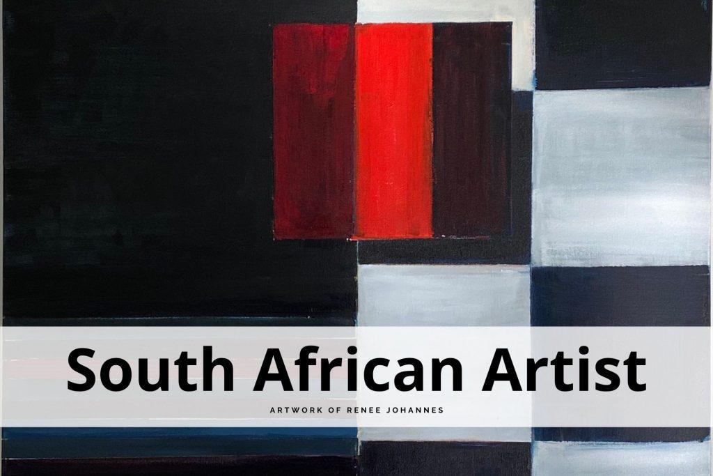 south african artist
