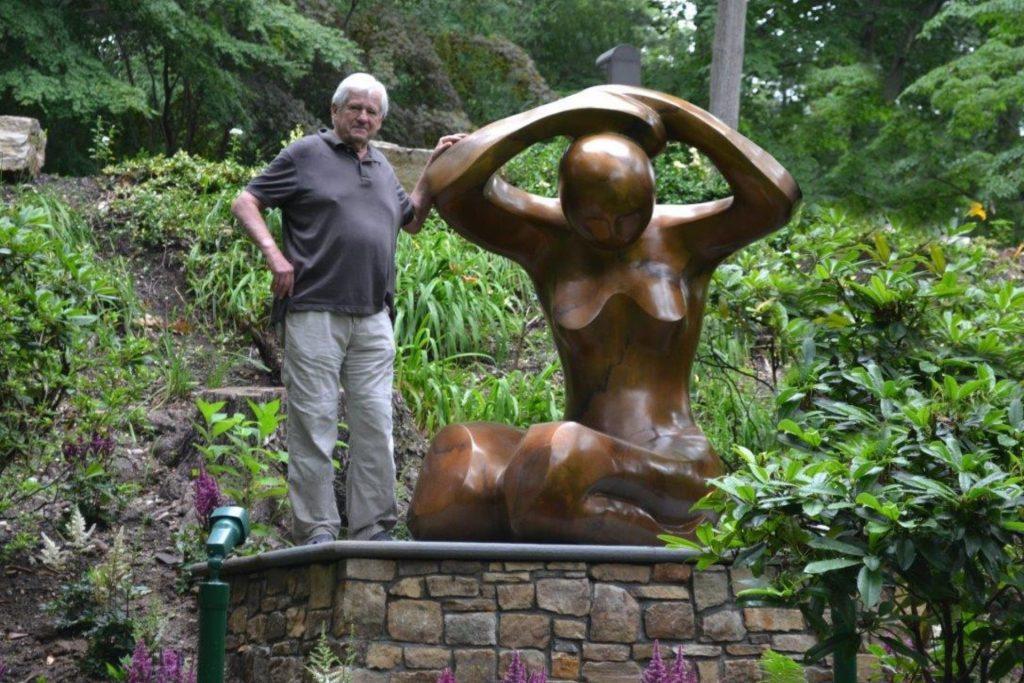 stone sculpture artist