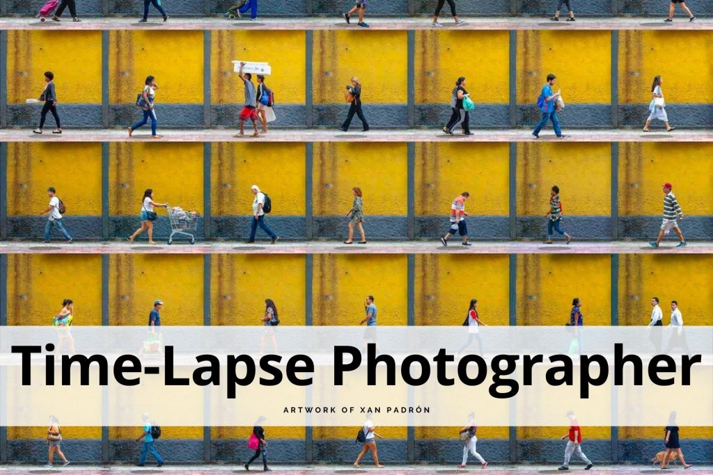 time-lapse photographer