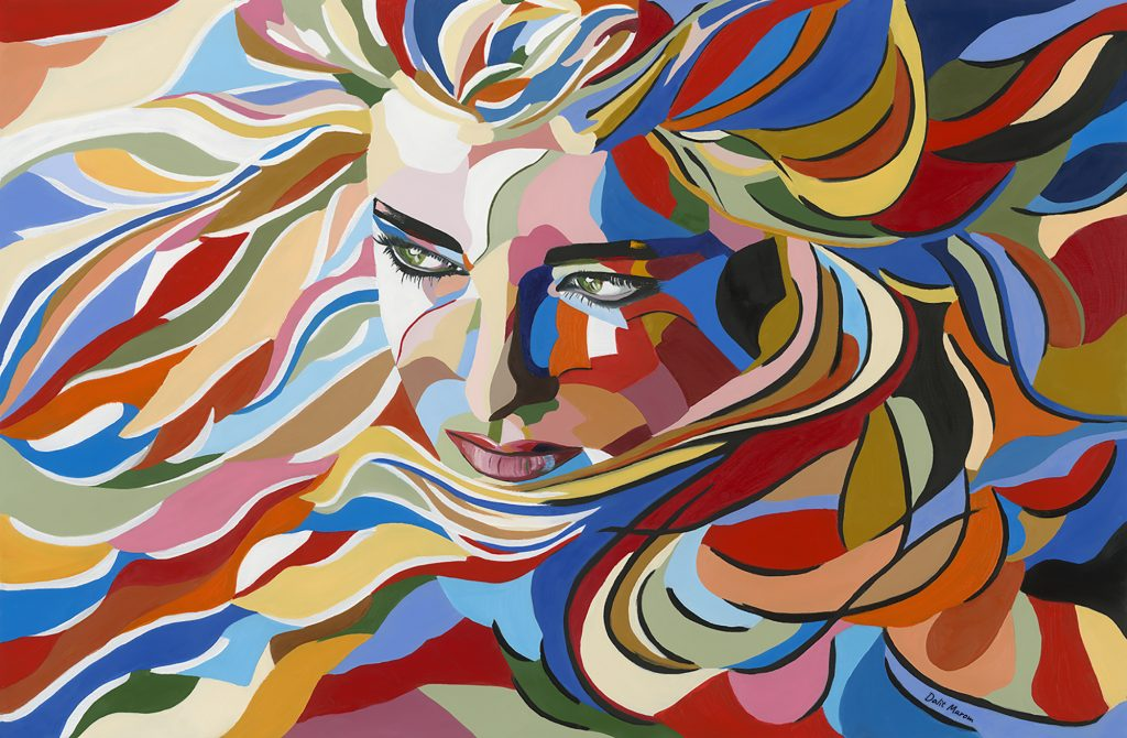Flows with Good Energies painting large wall art