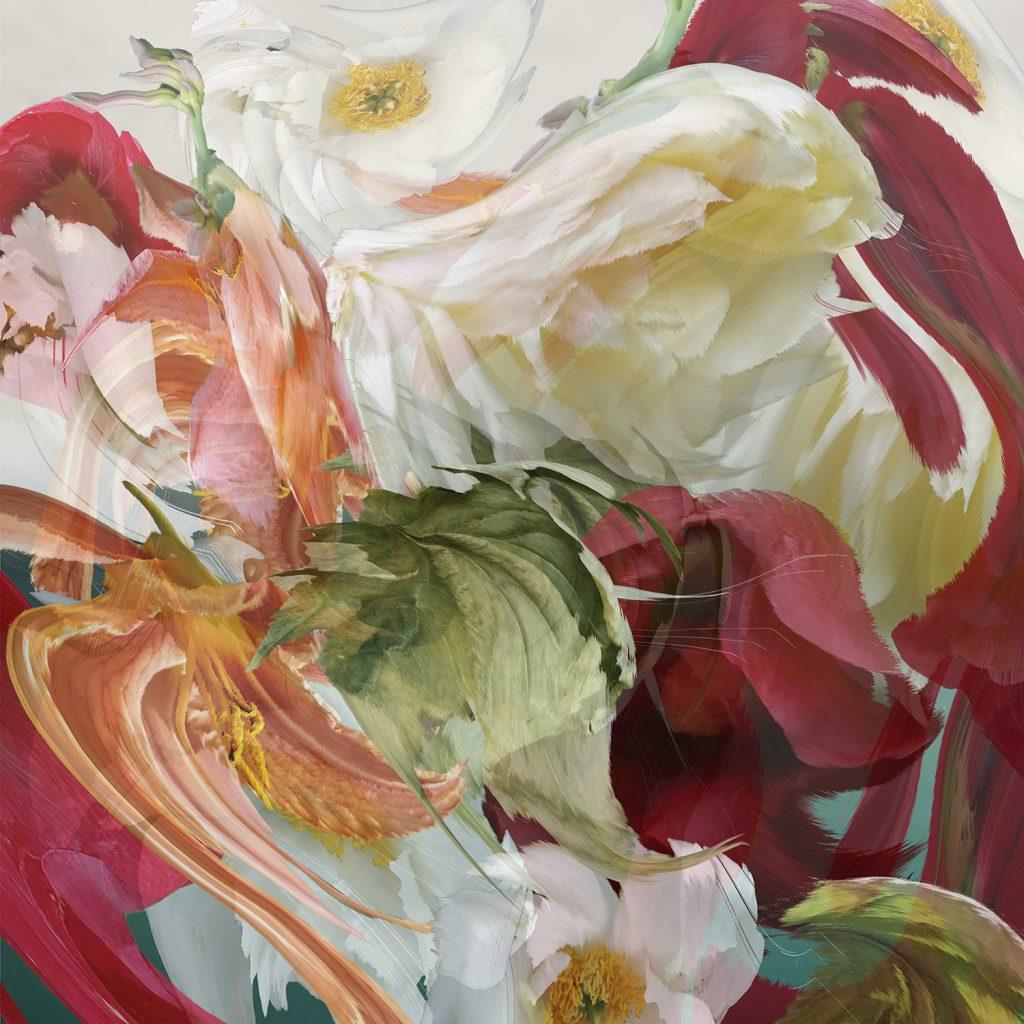 Floral Fantasy floral prints
