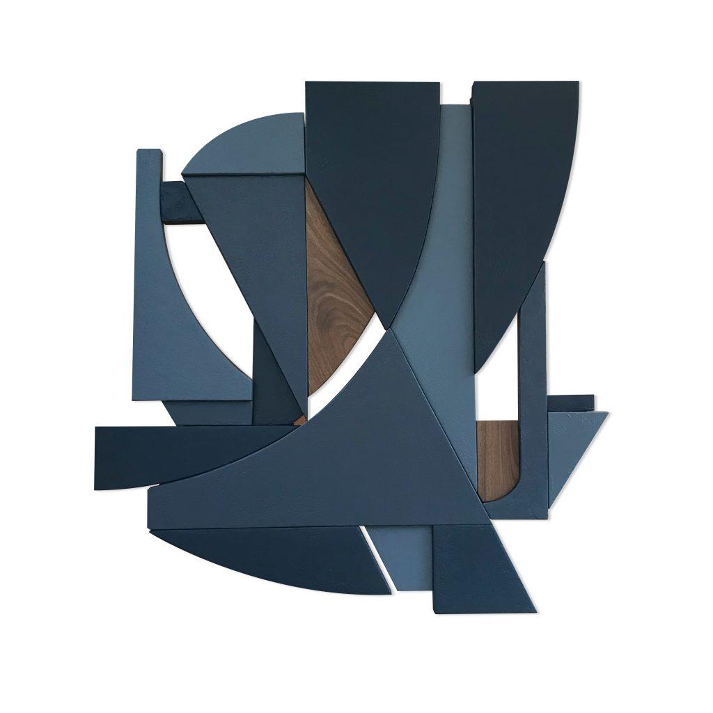 Scott Troxel Falconer Wall Sculpture