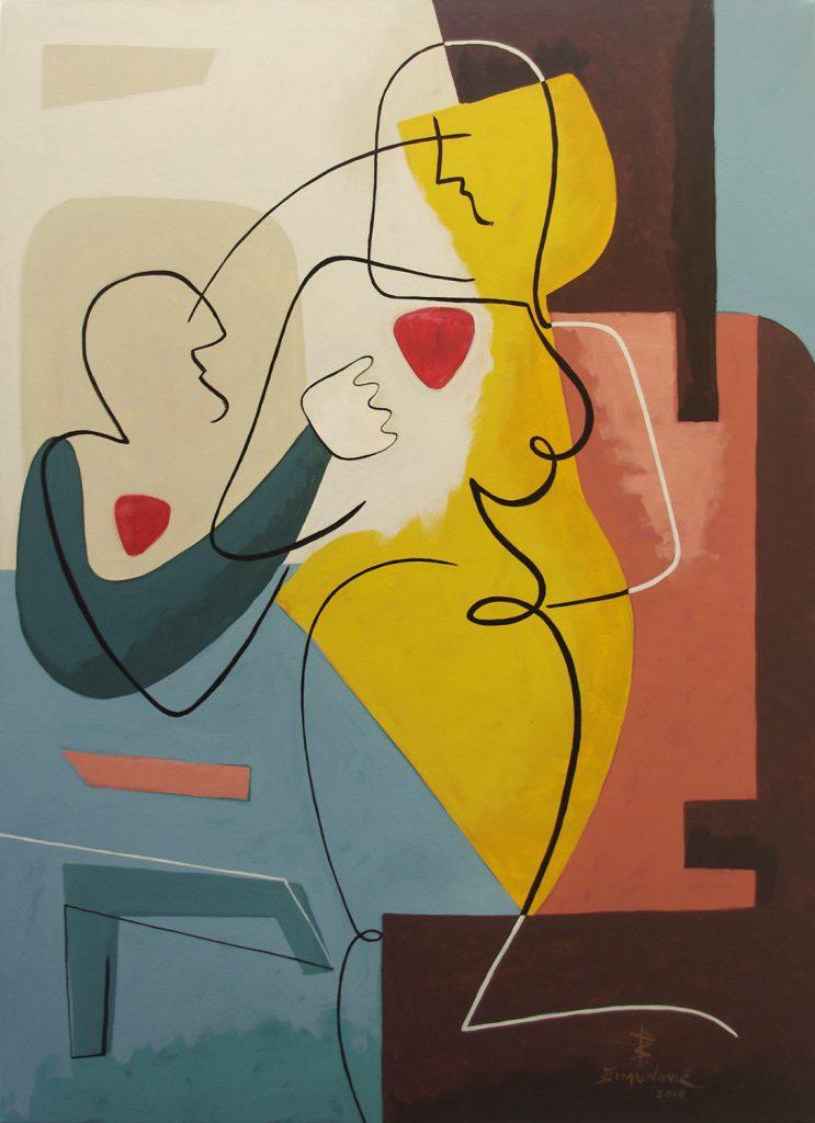 Two of hearts II