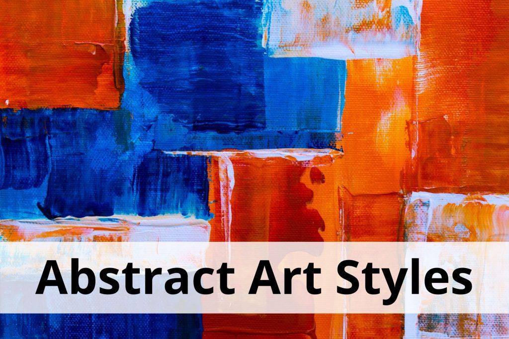 abstract art styles