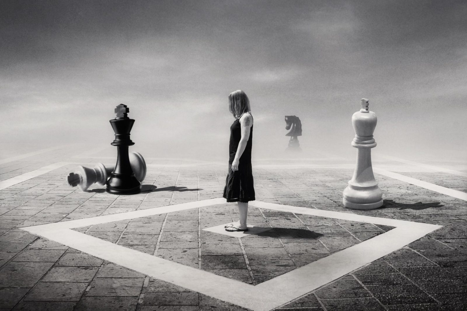 manipulated photography