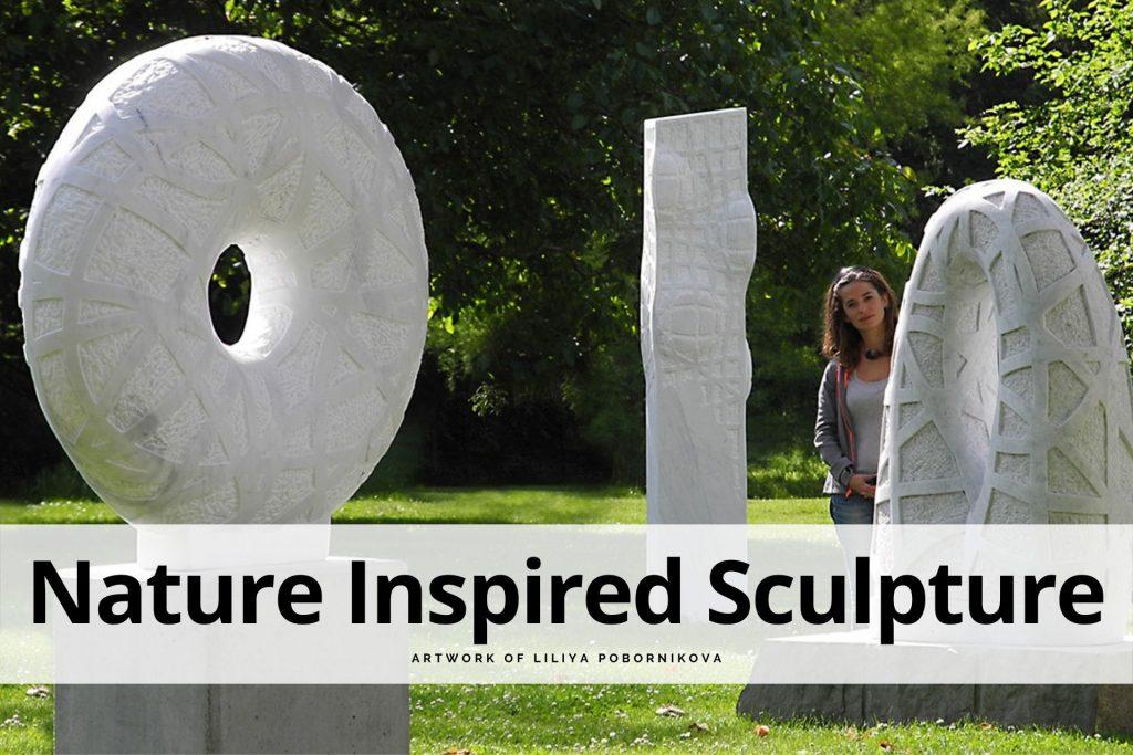 nature inspired sculpture