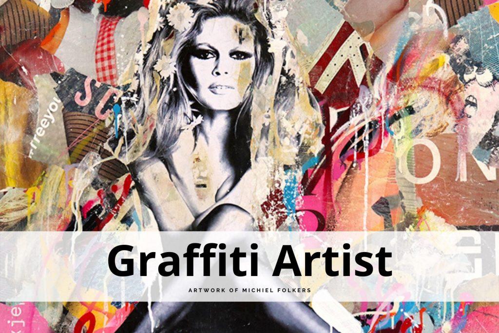 graffiti artist Michiel Folkers