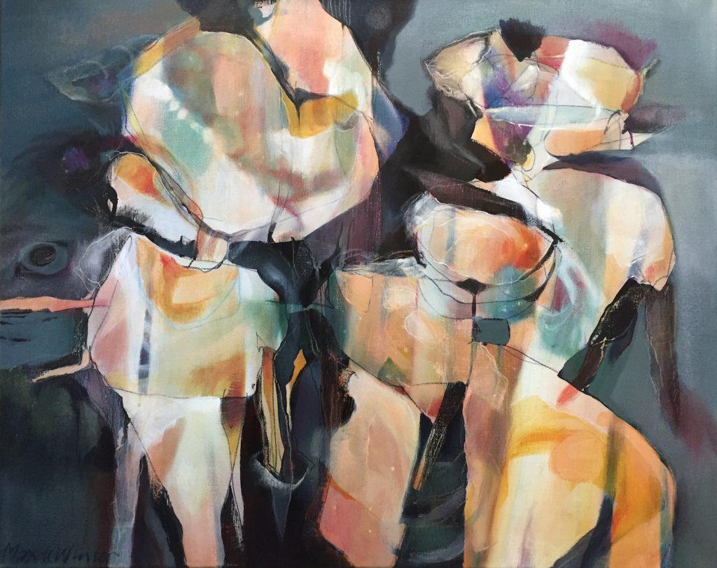 Told you so! contemporary abstract art
