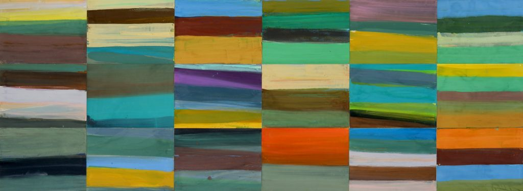 Color and Light in Landscape contemporary abstract art