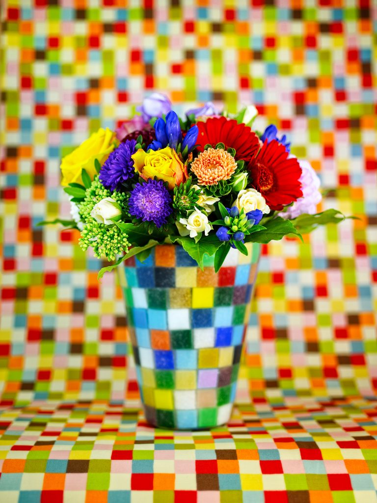 multicolored photograph