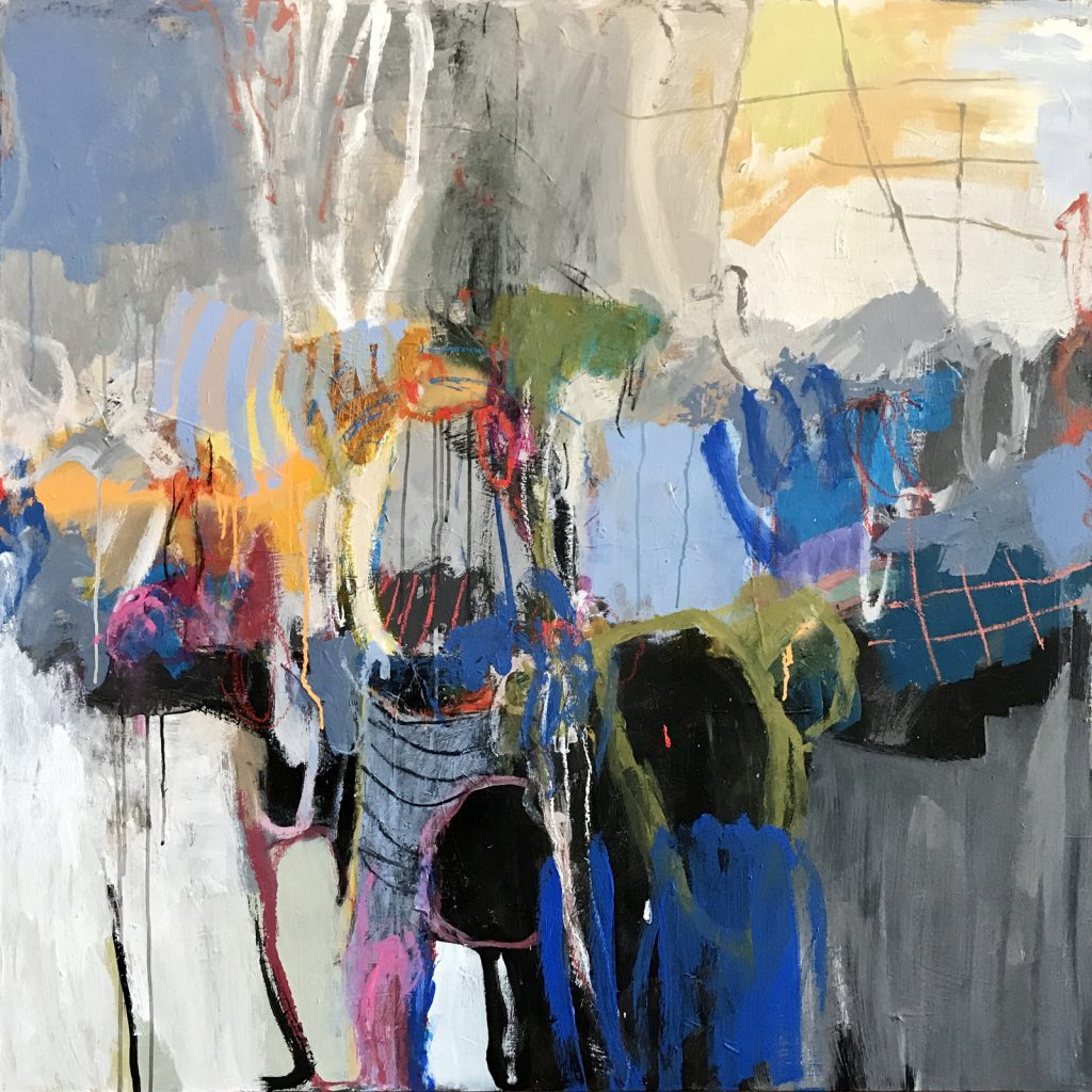 """""""Los Angeles"""" contemporary abstract painters"""