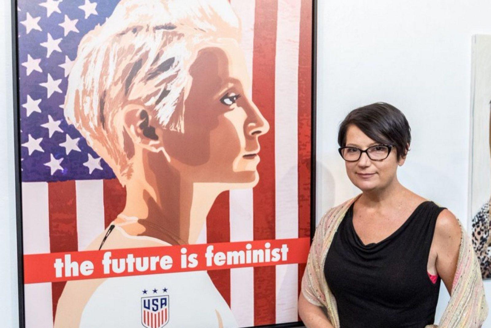 activist artist Karen Fiorito