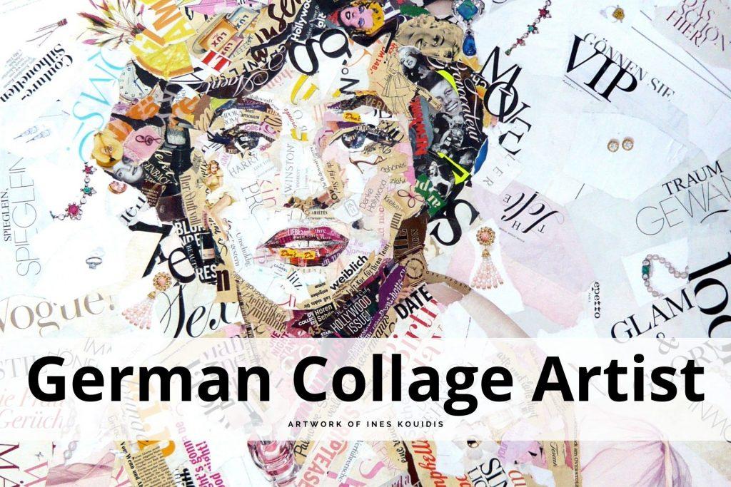 German collage artist