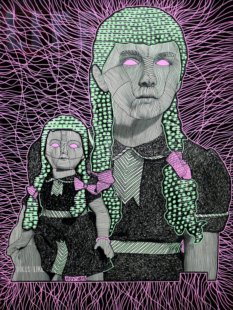 We Will Eat Your Soul - collage illustration