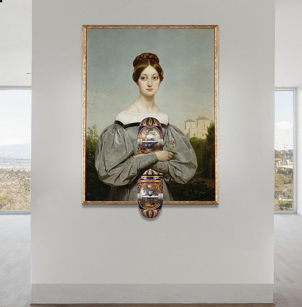 Classic art with a modern twist by Magnus Gjoen