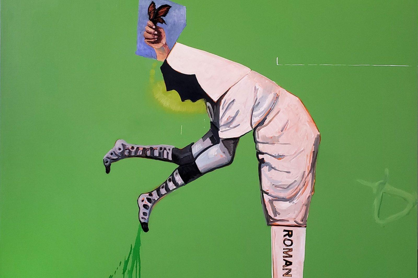 ambiguous art by Shelton Walsmith